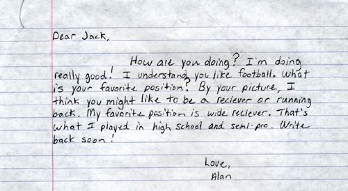 Pen pal a soldier in iraq  How to Become a Pen Pal to a